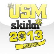 USM Skidor 2013