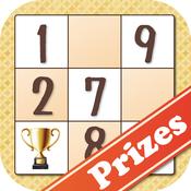 Sudoku Prizes win awesome prizes