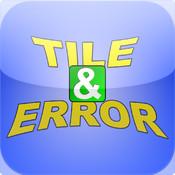 Tile and Error 1635 error