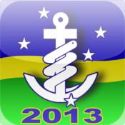 Brazilian Tides 2013