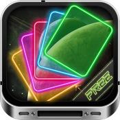 Glow Icon 2 - Shuffle