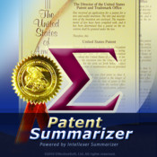 Patent Summarizer patent scaffold