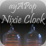 ayAPop Nixie Clock family tubes