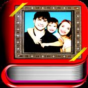 Album photo frames photo album book