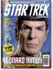 Star Trek Magazine star trek app
