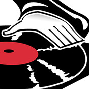 Delicious Vinyl DJ vintage vinyl records
