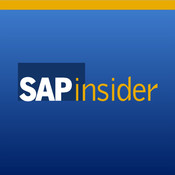 SAPinsider for iOS