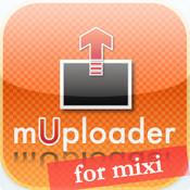 mUploader (for mixi)