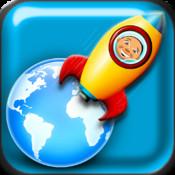 Space Rocket Fly HD