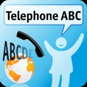 Telephone Alphabet content