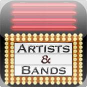 Artists & Bands Quiz