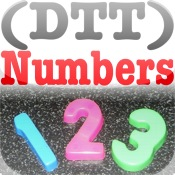 Autism/DTT Numbers aba therapy images