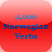 4,000 Norwegian Verbs