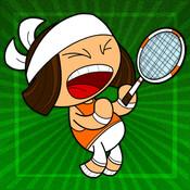 Chop Chop Tennis HD