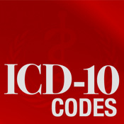 ICD-10 Codes for iPad