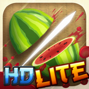Fruit Ninja HD Lite fruit ninja lite