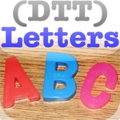 Autism/DTT Letters aba therapy images