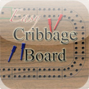 Easy Cribbage Board