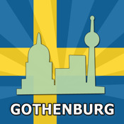 Gothenburg Travel Guide Offline
