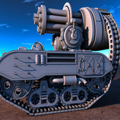 Tanks Modern War HD