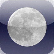 Moon Today for iPad 2012 moon phase calendar