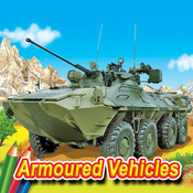 Armored troop-carrier carrier