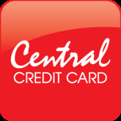 Central Credit Card cash back credit card