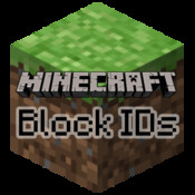 Minecraft Block IDs rs232 command