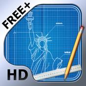 Blueprint 3D HD Free