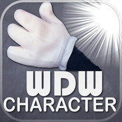 WDW Character Guide