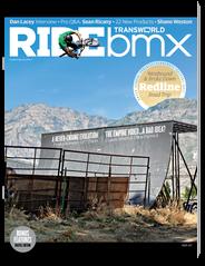 TransWorld RideBMX issue