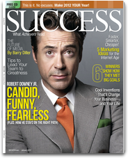 SUCCESS Magazine  HD