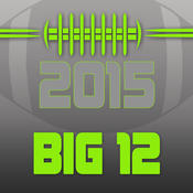 2015 Big 12 Football Schedule