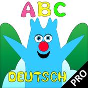 Alphabet Lauf Deutsch Pro