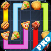 Fast-Food Flow Frenzy PRO - HD Logic Game
