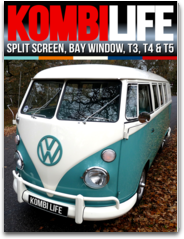 Kombi Life Magazine - Split Screen, Bay Window, T3, T4 & T5