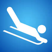 Sledding Tracker for Luge, Tobogganing and Bobsledding Sports