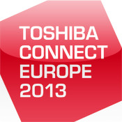 Toshiba Connect Europe 2013 drive flash toshiba usb