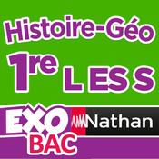 ExoNathan BAC Histoire-Géo 1re L-ES-S: des exercices de révision et d'entraînement pour les élèves du lycée