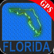 Florida nautical chart GPS