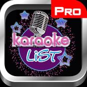 Karaoke List PRO - Niềm đam mê ca hát karaoke mid