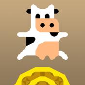 Cow Jump - bonus milk edition bonus