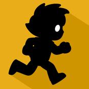 Darkness Dash - Escape The Shadow Quest darkness