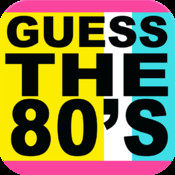 Guess the 80`s - pic reveal game