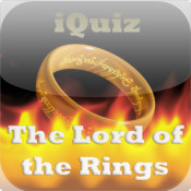 iQuiz for The Lord of the Rings and The Hobbit Books ( series book trivia )