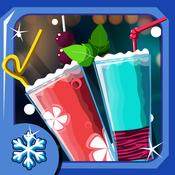 Fabulous Summer Slushy Drink : Match Flavors Galore wanted