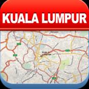 Kuala Lumpur Offline Map - City Metro Airport