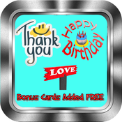 Thank You, Birthday, Love Cards & More Greeting Cards & Wishes: DIY & Choose Available Cards cards