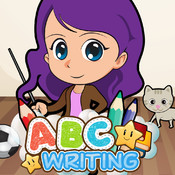 ABCs Jungle Writing Pre-School Learning (No Advertisement)