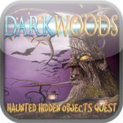 Dark Woods Haunted Quest Hidden Objects Game